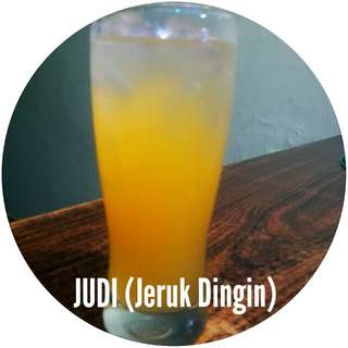 JUDI (Jeruk Dingin)