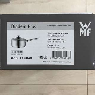 WMF Diadem Plus 16cm Saucepan Pot