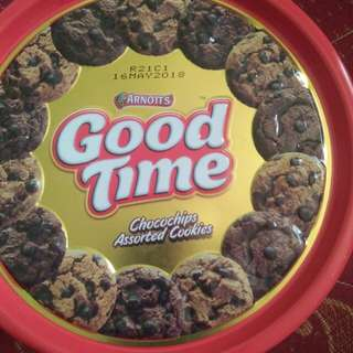 Good Time Chocochip isi 190gr