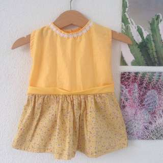 🆕CLAUDYNE BABY GIRL'S DRESS for (newborn - 6 months)