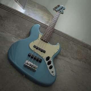 Grass Roots Jazz Bass