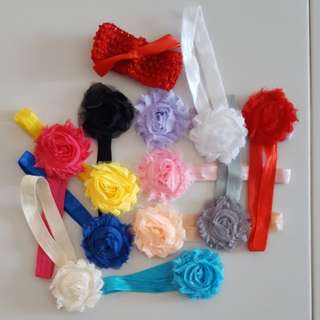 Baby Multi-colour girl Headband