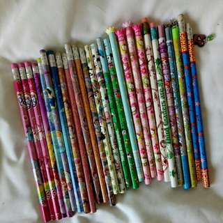 GRAB BAG Pencils