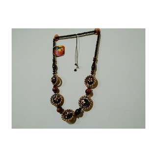"""""""Brown Sweet"""" Necklace"""