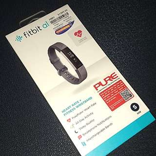 Fitbit Alta HR (New & Sealed)