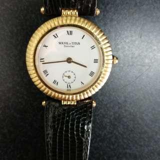 Titus女裝錶