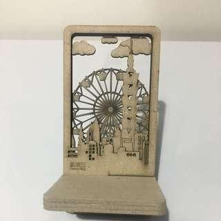 紙箱王國手機架