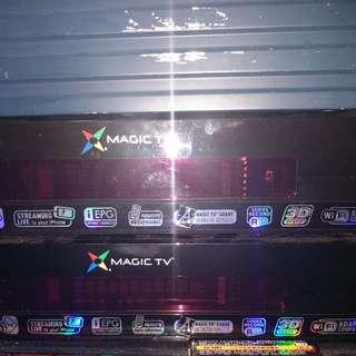 Magic  Tv 7000d
