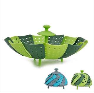 Creative Home kitchen Gagets Tool Plastic Foldable Fruit Basket For Fruits & Vegetables Storage box