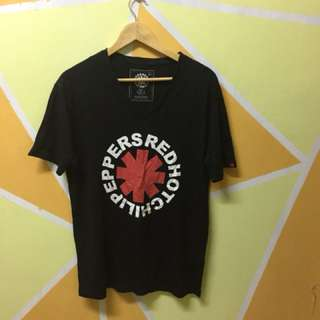 RED HOT CHILI PEPPERS TSHIRT