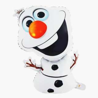 Party Olaf Balloon