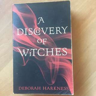LARGE edition Discovery of witches