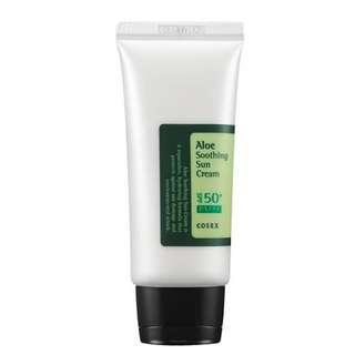 Aloe Soothing Sun Cream SPF50 PA+++
