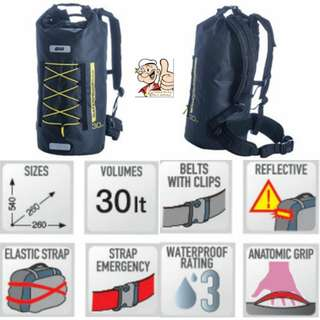 Givi PBP01 (30liters) Backpack 100% water proof for sale 📞📞📞