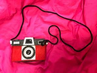 相機造型小袋子