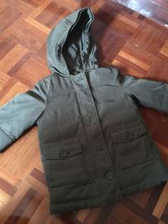 Winter Jacket babygap