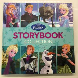 Storybook Collection: Disney Frozen