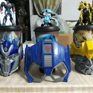 Transformers Tumbler Set