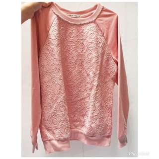 Brand Outlet Pink Sweater