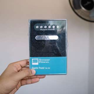 Seymour Duncan Quarter Pound Set