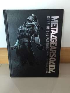 Metal Gear Solid 4 Collector's Edition Game Guide