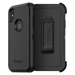 Original OtterBox DEFENDER SERIES Case for iPhone X