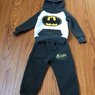 🚚 蝙蝠俠厚套裝
