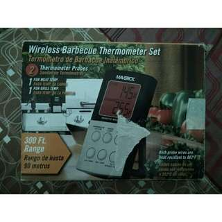 Wireless Barbecue Thermometer Set