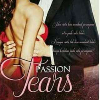 Ebook : Passion Tears by Nda Quilla
