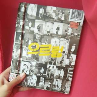 EXO - GROWL REPACKAGE ALBUM