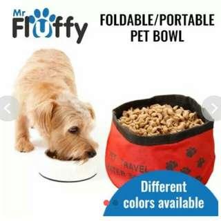 Travel Foldavale Pet Bowl