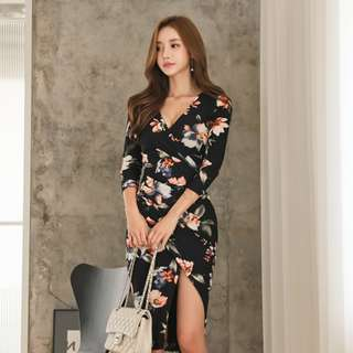 Josie Floral Dress