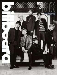 團體版Billboard Magazine