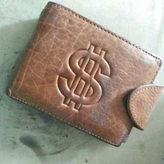 Dompet genuine leather