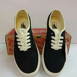 Vans Black Bone (Limited Stock)