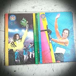 李麗珊風帆 96 香港奧林匹克 Olympic 明信片 postcard