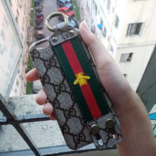 GUCCI STRAP CASE FOR IP6/6S