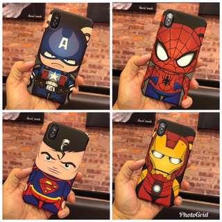 Superhero Case