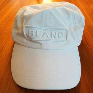 Blanc cap