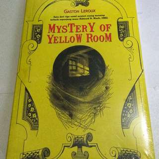 Mystery of Yellow Room, Gaston Leroux