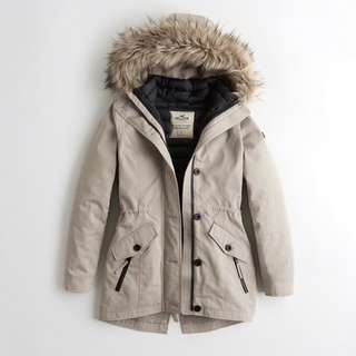 Hollister Ultimate Down 3 in 1 Parka