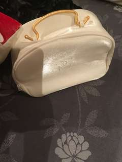 Guerlain make up bag
