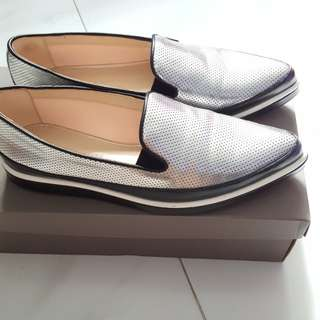 Charles & Keith Slip On