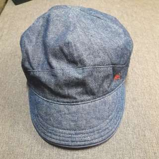 Authentic Burberry Denim Cap
