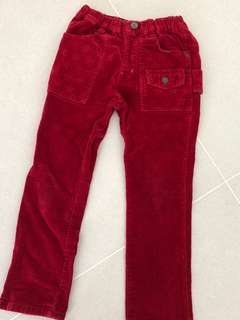Winter pants set