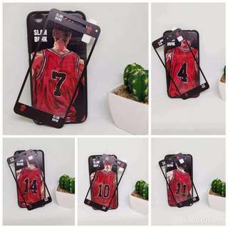 Slamdunk Case with tempered