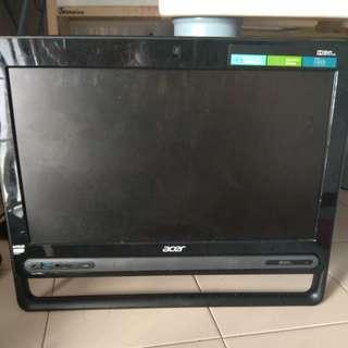 Acer all in 1 desktop monitor