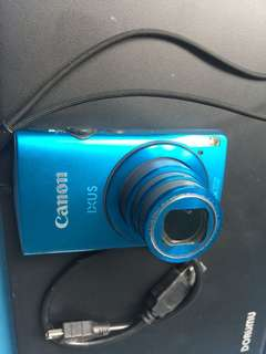 Canon Ixius 230 HS full Hd camera