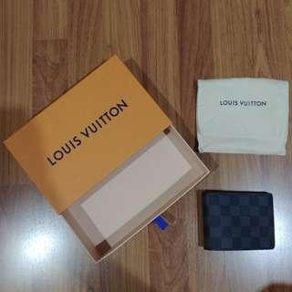 Dompet Louis Vuitton Multiple Wallet Original