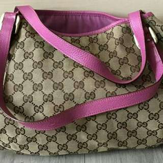 Authentic Gucci handbags